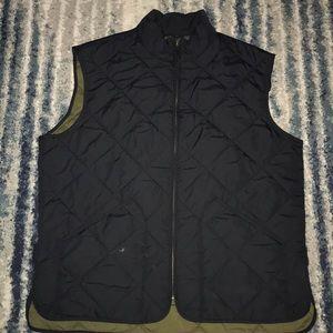 Men's J Crew Vest